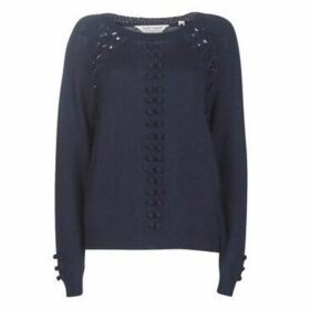 Naf Naf  MAPAW 1  women's Sweater in Blue