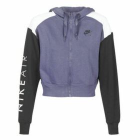 Nike  W NSW AIR HOODIE FZ BB  women's Sweatshirt in Multicolour