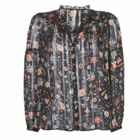 Pepe jeans  FREYA  women's Blouse in Black
