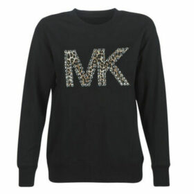 MICHAEL Michael Kors  MF95MC697F-001-BLACK  women's Sweatshirt in Black