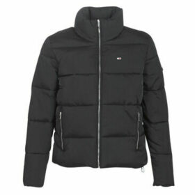 Tommy Jeans  TJW MODERN PUFFA JACKET  women's Jacket in Black