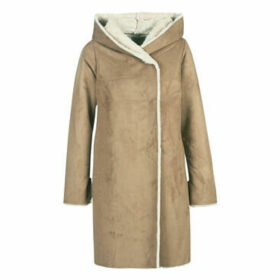 Derhy  GALABAGUE  women's Coat in Brown
