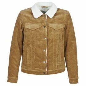 Vero Moda  VMMIKKY  women's Jacket in Brown