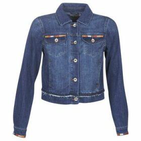 Cream  DIWA  women's Denim jacket in Blue