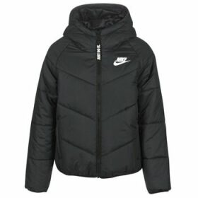 Nike  W NSW WR SYN FILL JKT HD  women's Jacket in Black