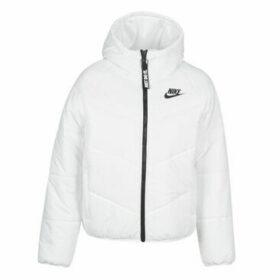 Nike  W NSW WR SYN FILL JKT HD  women's Jacket in White