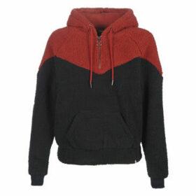 Rip Curl  ISLAND HOODED POLAR FLEECE  women's Fleece jacket in Black