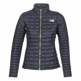 The North Face  WOMEN'S THERMOBALL™ FULL ZIP JACKET  women's Jacket in Blue