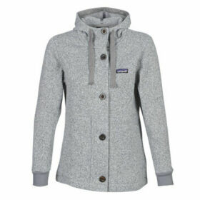 Patagonia  W'S BETTER SWEATER COAT  women's Coat in Grey