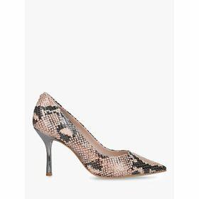 Carvela Achievement Stiletto High Heel Court Shoes