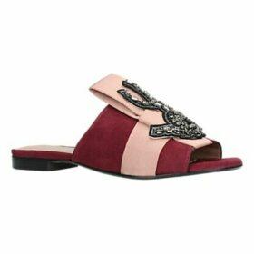 Kurt Geiger Nala Flat Mule Sandals