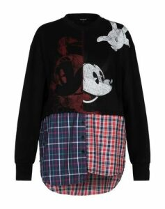 DESIGUAL x DISNEY TOPWEAR Sweatshirts Women on YOOX.COM