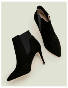 Elsworth Ankle Boots Black Women Boden, Black