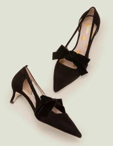 Robyn Kitten Heels Black Women Boden, Black