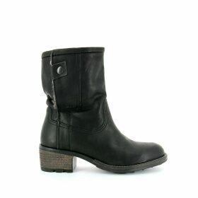 Coventry Leather Ankle Boots