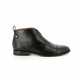 Portobello Leather Ankle Boots