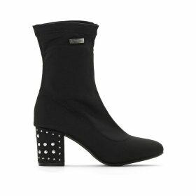 Ceylan Slip-On Ankle Boots