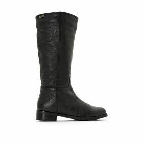 Malvina Leather Boots