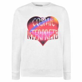 Ashley Williams Cosmic Sweatshirt