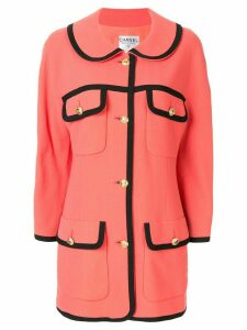 Chanel Pre-Owned Long sleeve jacket - PINK