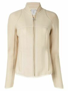 Chanel Pre-Owned Sports Line jacket - Brown