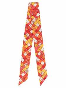 Hermès Pre-Owned Twilly scarf - Orange