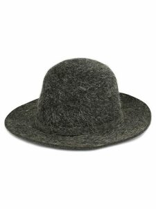 Hermès pre-owned knot detail hat - Black