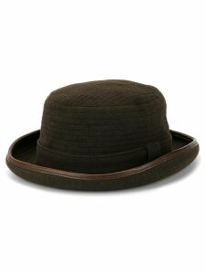 Hermès pre-owned cashmere Motsch women's hat - Brown