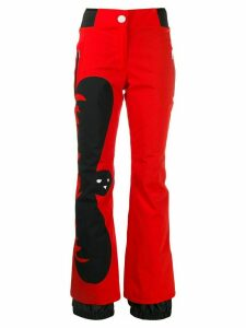 Rossignol JC de Castelbajac Nutti ski pants - Red