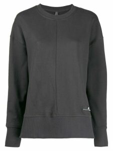 adidas by Stella McCartney athletics crew-neck sweatshirt - Grey