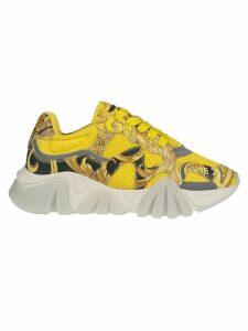 Versace Mesh Sneakers