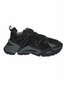 Ash Black Flash Shoe