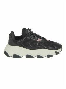 Ash Black Extreme Sneakers