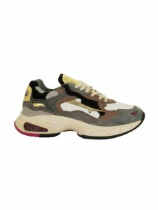 Premiata 0026d Sharkyd Multicolor Sneakers