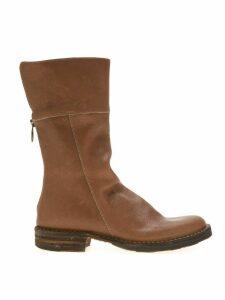 Fiorentini + Baker 'Ella' boot - Brown