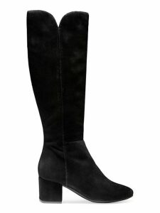 Denise Suede Boots