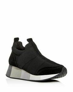 Donald Pliner Women's Low-Top Wedge Sneakers