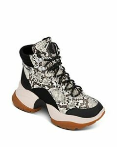 Kenneth Cole Women's Maddox 2.0 High-Top Sneakers