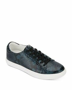 Kenneth Cole Women's Kam Snake-Embossed Sneakers