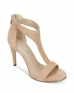 Kenneth Cole Women's Brooke T-Strap High-Heel Sandals