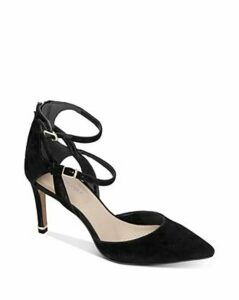 Kenneth Cole Women's Riley Double Ankle Strap Pumps