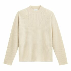 Cashmere High-Neck Jumper