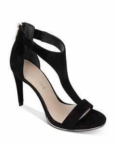 Kenneth Cole Women's Brooke T-Strap High-Heel Sandals
