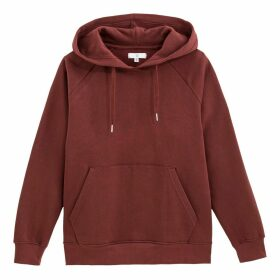 Cotton Loose Fit Hoodie