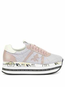 Premiata Beth platform sneakers - PINK