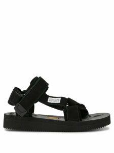 Suicoke Depa V2 strap sandals - Black