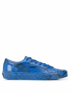 Opening Ceremony x Vans snake-print sneakers - Blue