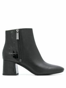 Michael Michael Kors block heel ankle boots - Black