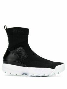 Fila Disruptor slip-on sneakers - Black