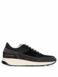 Common Projects Track low-top sneakers - Black